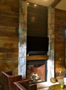 Reclaimed, Recycled Interior Barn Wood Siding